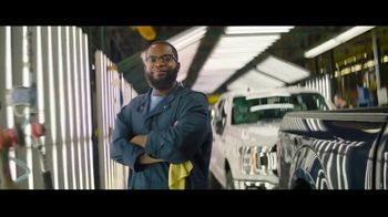 Ford F-150 TV Spot, 'Built for the Builders' [T1] - Thumbnail 1
