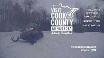 Visit Cook County TV Spot, 'Go Snowmobiling' - Thumbnail 9