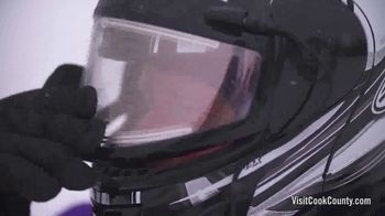 Visit Cook County TV Spot, 'Go Snowmobiling' - Thumbnail 3