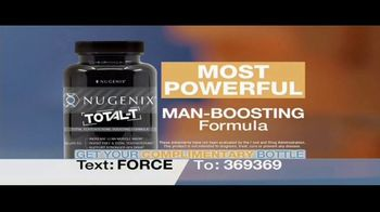 Nugenix Total-T TV Spot, 'Everything Changed' Featuring Frank Thomas - Thumbnail 3