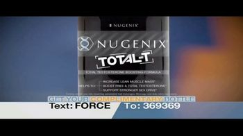 Nugenix Total-T TV Spot, 'Everything Changed' Featuring Frank Thomas - Thumbnail 4