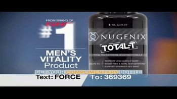 Nugenix Total-T TV Spot, 'Everything Changed' Featuring Frank Thomas - Thumbnail 5