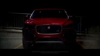 2019 Jaguar F-PACE TV Spot, 'Heart of a Jaguar' Song by LookLA [T2] - Thumbnail 1