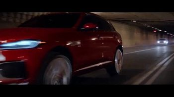 2019 Jaguar F-PACE TV Spot, 'Heart of a Jaguar' Song by LookLA [T2] - Thumbnail 8