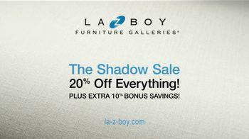 La-Z-Boy Shadow Sale TV Spot, 'Almost Too Comfortable' - Thumbnail 7