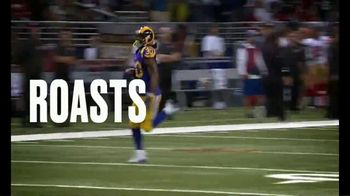 NFL TV Spot, 'Playoff Time: Boasts, Roasts and Toasts' - Thumbnail 4