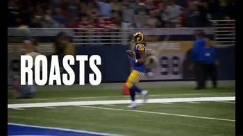 NFL TV Spot, 'Playoff Time: Boasts, Roasts and Toasts' - Thumbnail 5
