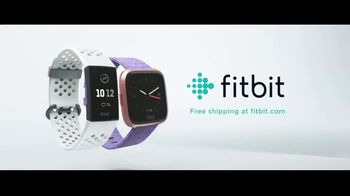 Fitbit Versa & Charge 3 TV Spot, 'Unwrap Inspiration' Song by Sugarpie Desanto - Thumbnail 8