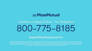 MassMutual Simplified Issue Whole Life Insurance TV Spot, 'Funeral Costs' - Thumbnail 9