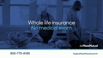 MassMutual Simplified Issue Whole Life Insurance TV Spot, 'Funeral Costs' - Thumbnail 6