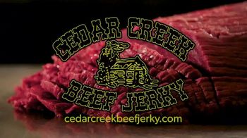 Cedar Creek Beef Jerky TV Spot, 'One Piece at a Time' - Thumbnail 9