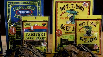 Cedar Creek Beef Jerky TV Spot, 'One Piece at a Time'