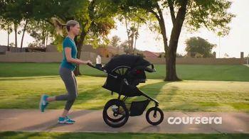 Coursera TV Spot, 'Busy Lives Jogger'