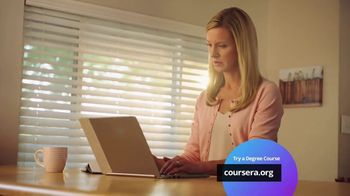 Coursera TV Spot, 'Busy Lives Jogger'
