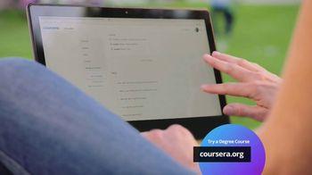 Coursera TV Spot, 'Busy Lives Jogger' - Thumbnail 6