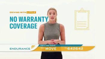 Endurance Direct Warranty TV Spot, 'Katie's Blessed Text V2' Featuring Katie Osborne