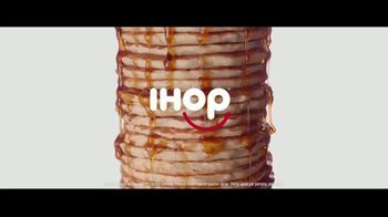 IHOP All You Can Eat Pancakes TV Spot, 'Todo lo que puedas comer' [Spanish] - Thumbnail 1