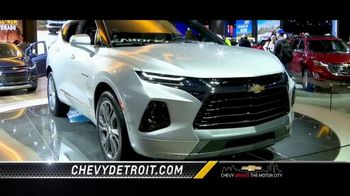 Chevrolet TV Spot, '2019 North American Auto Show' [T2] - Thumbnail 5
