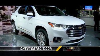 Chevrolet TV Spot, '2019 North American Auto Show' [T2] - Thumbnail 6