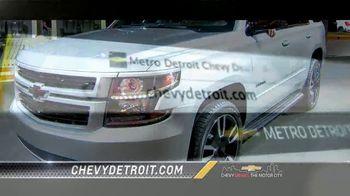 Chevrolet TV Spot, '2019 North American Auto Show' [T2] - Thumbnail 7
