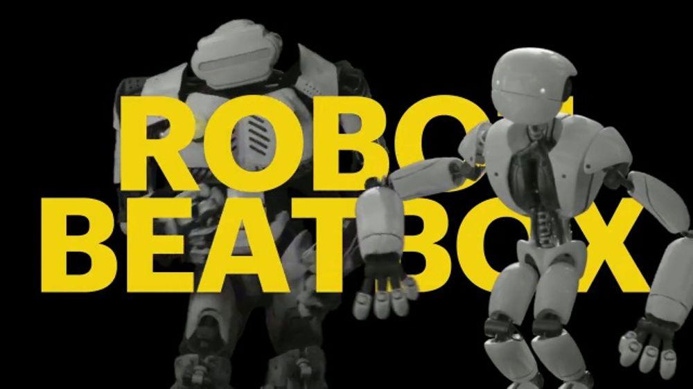 Sprint: Teaser: Brainstorming: Robot Beatbox