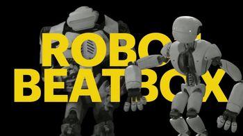 Sprint Super Bowl 2019 Teaser, 'Brainstorming: Robot Beatbox'