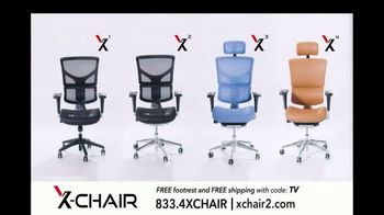 X-Chair TV Spot, 'Behind the World's Most Productive People' - Thumbnail 10
