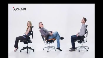 X-Chair TV Spot, 'Behind the World's Most Productive People'