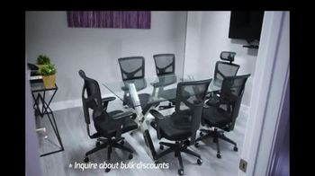X-Chair TV Spot, 'Behind the World's Most Productive People' - Thumbnail 7