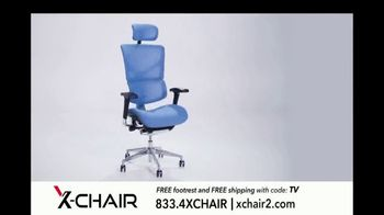 X-Chair TV Spot, 'Behind the World's Most Productive People' - Thumbnail 8
