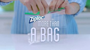 Ziploc TV Spot, 'More Than A Bag: A Snack On The Fly' - Thumbnail 1