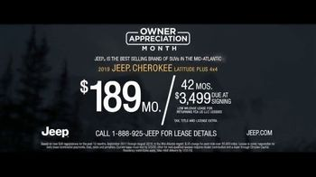 Jeep Owner Appreciation Month TV Spot, 'Nothing Can Stop You' Song by Carrollton [T2] - Thumbnail 4