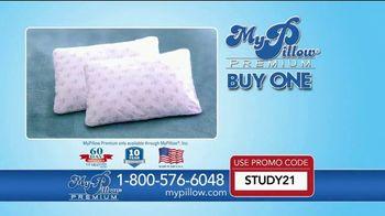 My Pillow Premium TV Spot, 'Clinical Sleep Study: BOGO' - Thumbnail 10