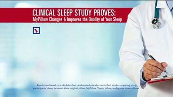 My Pillow Premium TV Spot, 'Clinical Sleep Study: BOGO' - Thumbnail 3