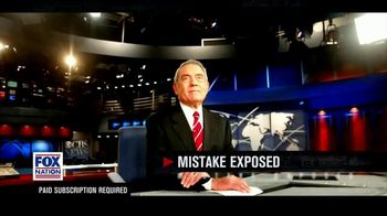 FOX Nation TV Spot, 'Black Eye: Dan Rather and the Birth of Fake News'