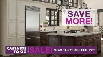 Cabinets To Go TV Spot, '30 Percent Off' - Thumbnail 4