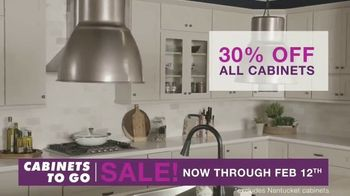 Cabinets To Go TV Spot, '30 Percent Off' - Thumbnail 5