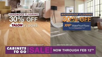 Cabinets To Go TV Spot, '30 Percent Off' - Thumbnail 6