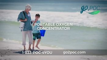 Go2POC CAIRE FreeStyle Comfort TV Spot, 'Expand Your Comfort Zone: Free Extra Battery' - Thumbnail 3