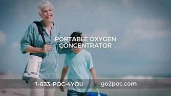 Go2POC CAIRE FreeStyle Comfort TV Spot, 'Expand Your Comfort Zone: Free Extra Battery'