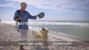 Go2POC CAIRE FreeStyle Comfort TV Spot, 'Expand Your Comfort Zone: Free Extra Battery' - Thumbnail 5