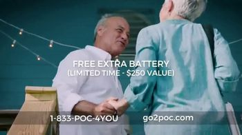 Go2POC CAIRE FreeStyle Comfort TV Spot, 'Expand Your Comfort Zone: Free Extra Battery' - Thumbnail 6