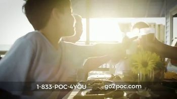 Go2POC CAIRE FreeStyle Comfort TV Spot, 'Expand Your Comfort Zone: Free Extra Battery' - Thumbnail 8