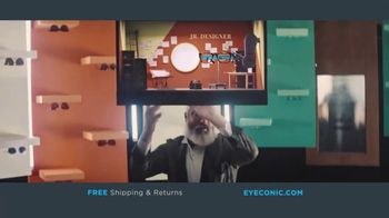Eyeconic TV Spot, 'Behind the Scenes: 10 Percent Off' - Thumbnail 3