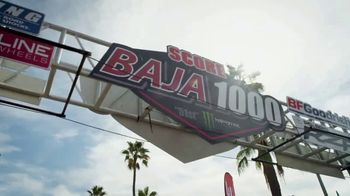 Monster Energy TV Spot, '2018 SCORE International Baja 1000'