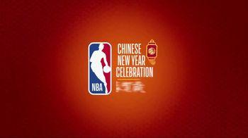 NBA TV Spot, '2019 Chinese New Year: So Special' Ft. Damian Lillard, Klay Thompson - Thumbnail 8