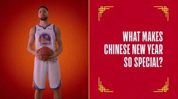 NBA TV Spot, '2019 Chinese New Year: So Special' Ft. Damian Lillard, Klay Thompson - Thumbnail 2