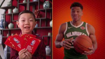 NBA TV Spot, '2019 Chinese New Year: So Special' Ft. Damian Lillard, Klay Thompson - Thumbnail 3