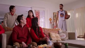 NBA TV Spot, '2019 Chinese New Year: So Special' Ft. Damian Lillard, Klay Thompson