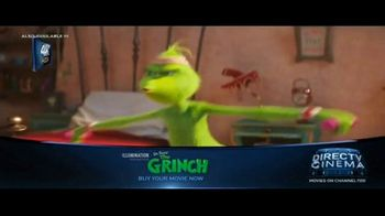 DIRECTV Cinema TV Spot, 'The Grinch' - Thumbnail 1